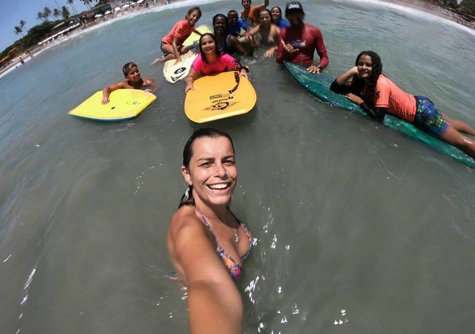 TPM Todas Para o Mar  em Maracaípe